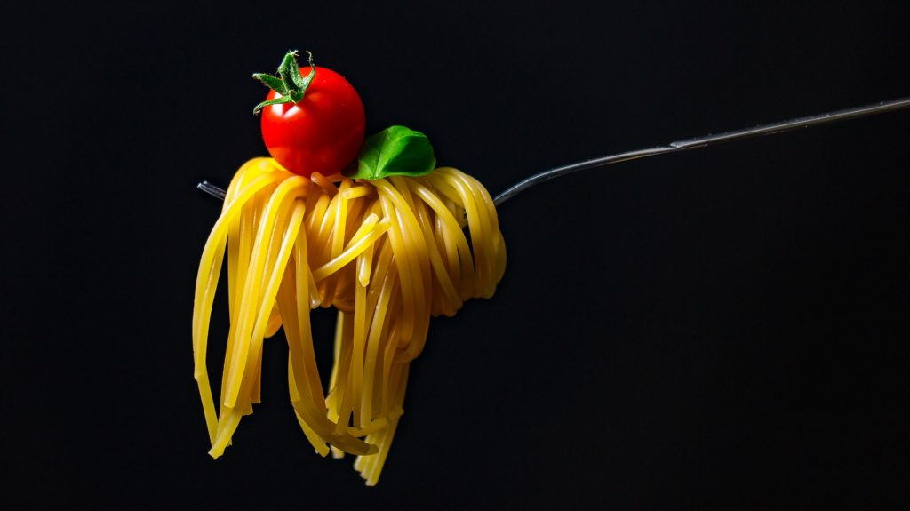 disturbi alimentari spaghetti