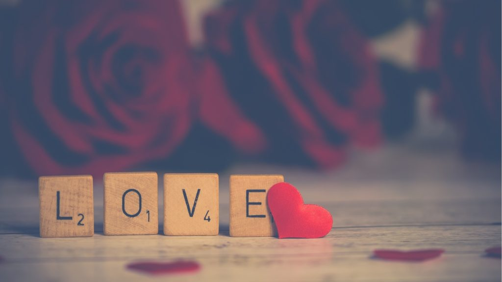 Love relazioni affettive cuore